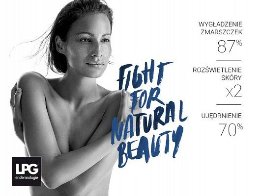 fight fot natural beauty